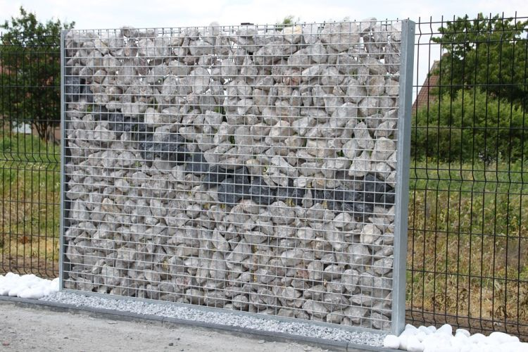 grille pour gabion maison design. Black Bedroom Furniture Sets. Home Design Ideas